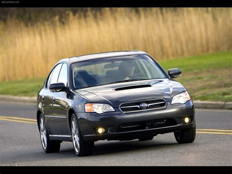 subaru legacy 2 5 gt spec b 2007 picture 4 of 10