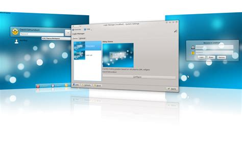 lightdm themes html work started on lightdm kde integration web upd8 ubuntu