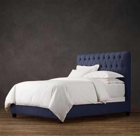 blue velvet bed fairmont upholstered bed blue velvet master bedroom