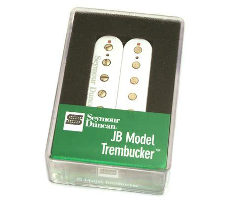 guitar parts factory seymour duncan quot jb quot trembuckers
