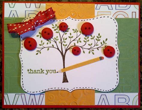 Thank You Letter Ideas For Teachers Thank You Note Diy Gift Ideas Teachers