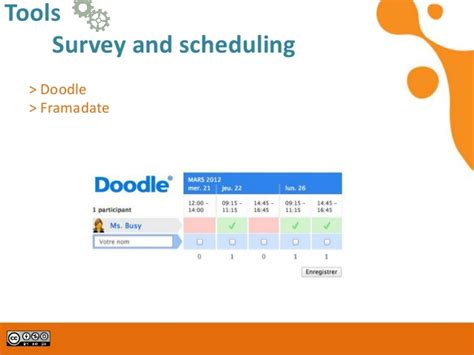 doodle poll tool getting started with collaborative tools