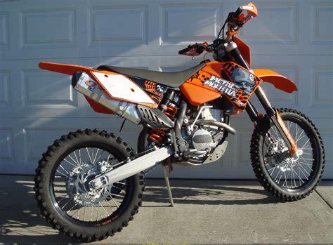 Ktm 250 Exc 2007 2007 Ktm 250 Exc F Image 4