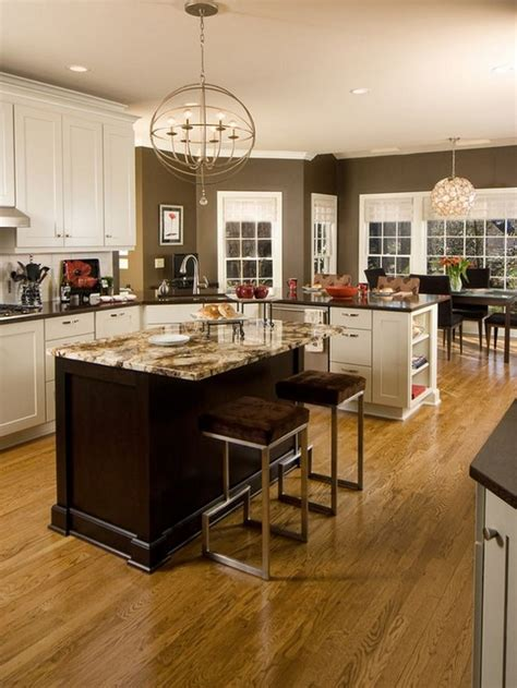 white kitchen cabinets wall color 25 best ideas about chocolate brown walls on pinterest