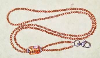 how to make a beaded lanyard necklace beaded lanyard how to make lanyards for
