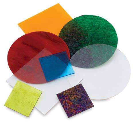 colored glass sheets amaco glass sheets blick materials