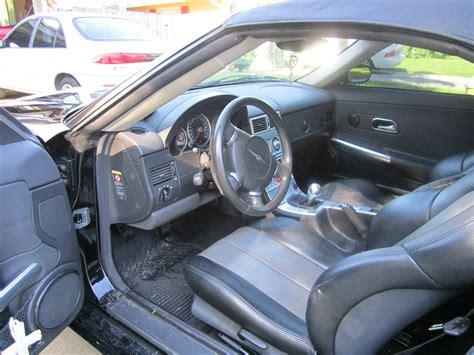 Crossfire Interior 2005 chrysler crossfire interior pictures cargurus