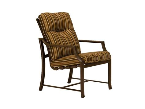 Tropitone Windsor Replacement Cushion Dining Chair/Swivel