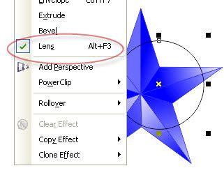 gambar desain lop belajar desain membuat efek kaca pembesar