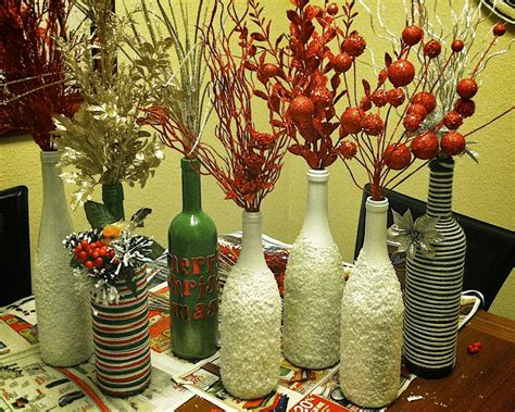 decorative items  waste materials   purpose