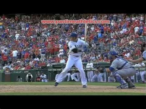 josh hamilton swing josh hamilton slow motion home run baseball swing