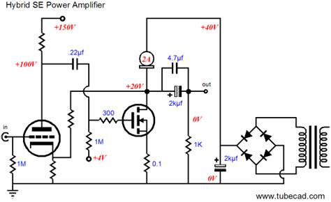 transistor buffer power lifier zune and mosfet se power lifier