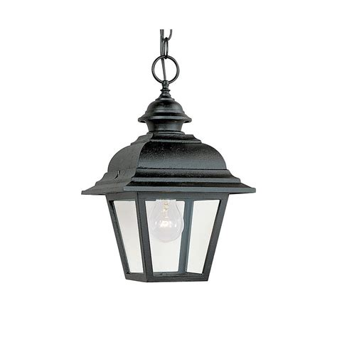 Sea Gull Lighting Fixtures Sea Gull Lighting 6016 12 1 Light Bancroft Outdoor Pendant