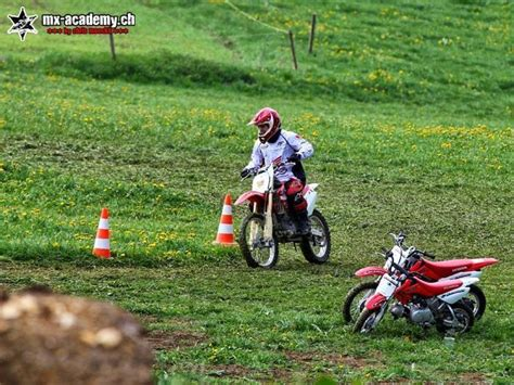 Kinder Motorrad Kurs by Motorrad Kurs Schweiz Mx Academy