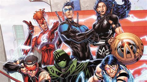 Barns And Noble Dc Titans 8 Dc