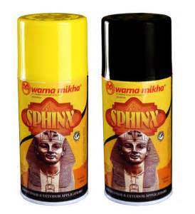 Harga Clear Lacquer Sphinx sphinx sphinx produk 171 warna mikha