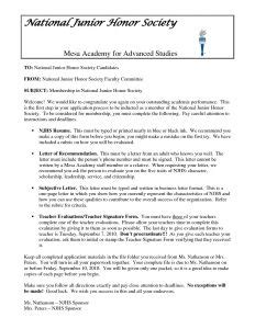 nhs letter  recommendation template ideas letter