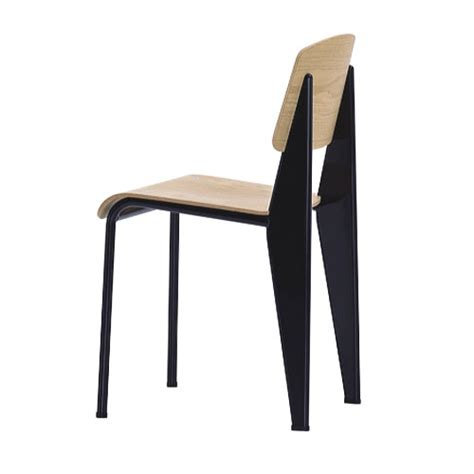 Chaise Standard Jean Prouvé 4636 by Chaise Standard Mobilier Int 233 Rieurs