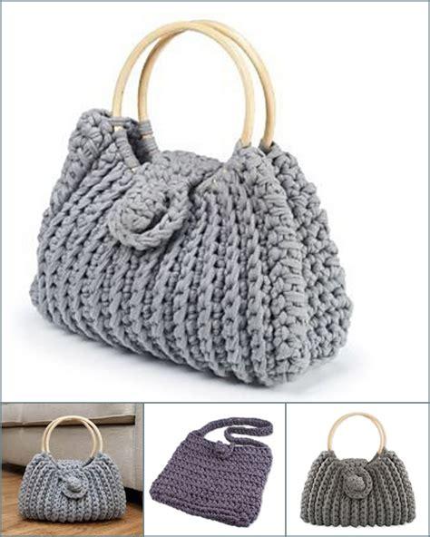 pattern crochet handbag wonderful diy crochet harriet bag with free pattern