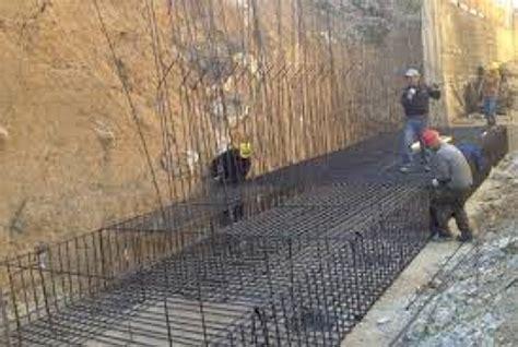 Costo Gettata Cemento by Vari Tipi Di Progetti E Costruzioni Eseguiti Idee Scavi