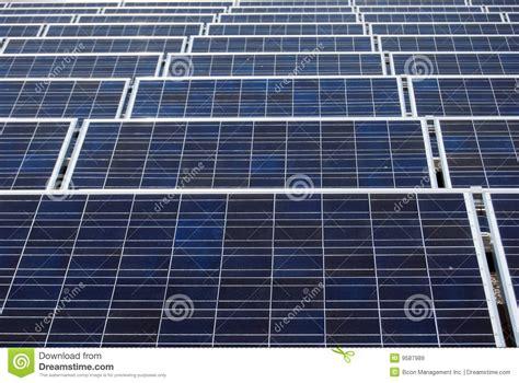solar panels royalty free stock images image 9587989