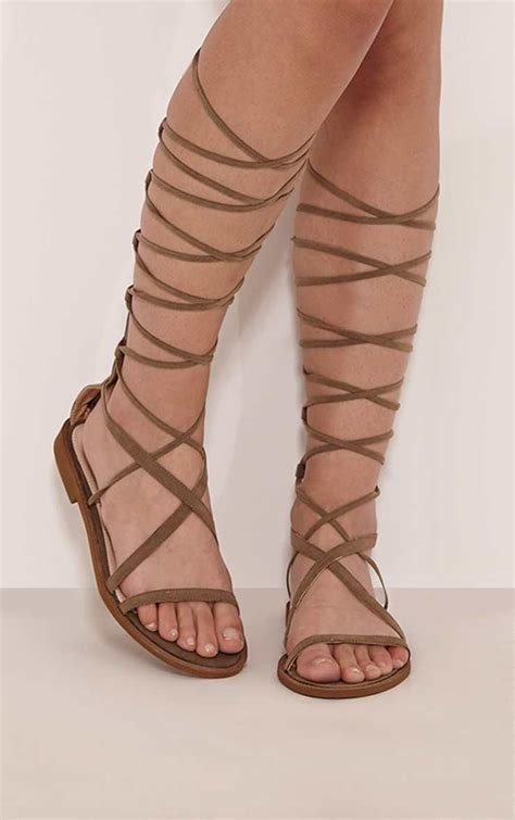 leg sandals 20 pairs of leg wrap sandals your needs the fuss