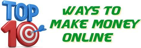 Ways To Make Money At Home Online - better ways to make money online from home without investment
