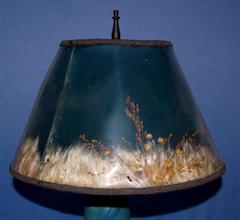 Briggle L Shade by 1796 Briggle Pottery L W Butterfly Shade