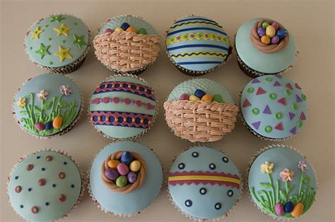 decorating easter cupcakes by raj pallavi ifood tv