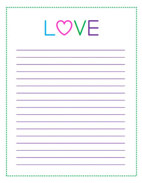 printable lined heart paper best photos of heart lined paper free printable