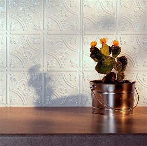 kitchen backsplash white decorative vinyl panel wall tiles bathroom plastic ebay