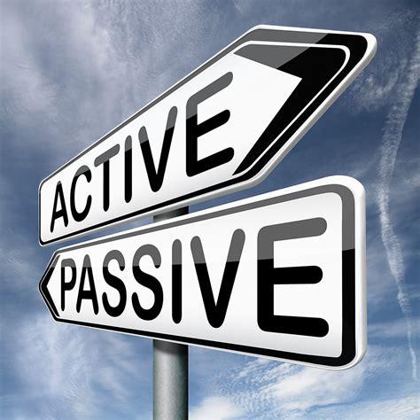 Passive Versus Active Investing: A Debate   The WealthAdvisor