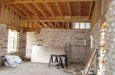 Root Cellar In Basement by Earthbag Homes Nifty Homestead