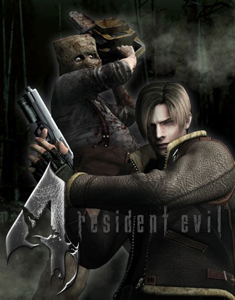 Ps4 Resident Evil 4 By Cgbgameshop review resident evil 4 ps4 gamer