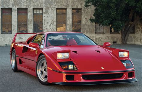 ferrari f40 model masterpiece ferrari f40 premier financial services
