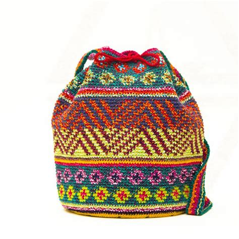 Handmade Tapestry Handbags - 281 best handmade wayuu bags bolsos wayuu crochet