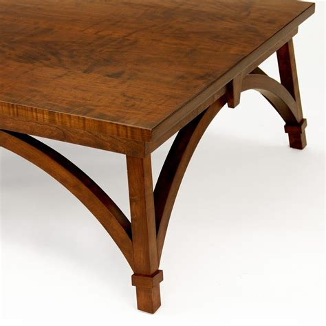 handmade custom coffee tables by dorset custom furniture
