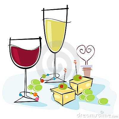 cartoon wine and cheese wine and cheese clipart black and white clipart panda