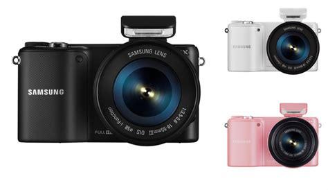 Kamera Samsung Smart Nx2000 samsung nx2000 affordable smart