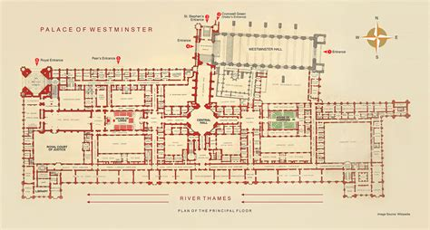 westminster palace floor plan palace of westminster vaastuyogam