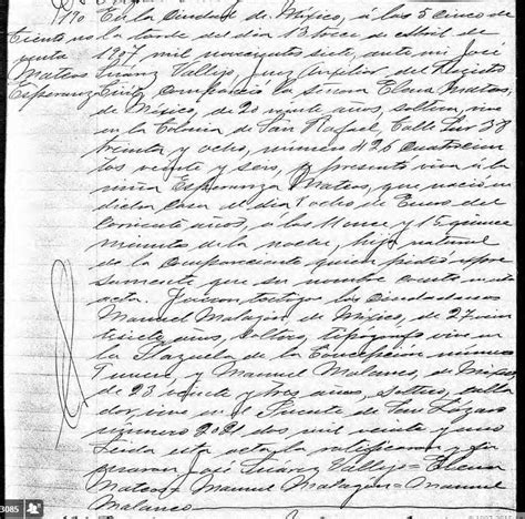 Ancestry Birth Records Ancestry Records For Esperanza Mateos