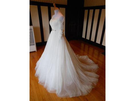 Size 8 Wedding Dresses by Pronovias Dale 399 Size 8 Sle Wedding Dresses