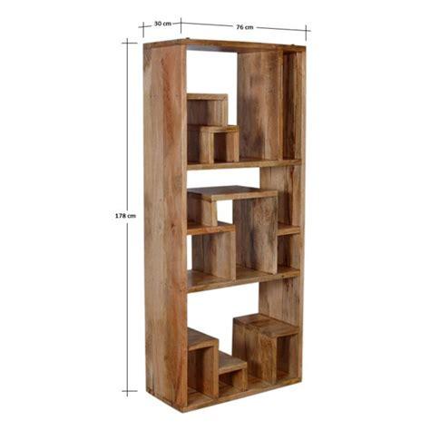 libreria legno naturale libreria etnica legno naturale librerie e mobili etnici