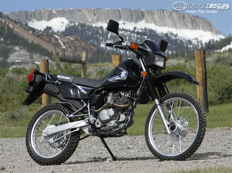 Suzuki Dr200 Review 2009 Suzuki Dr200se Comparison Photos Motorcycle Usa