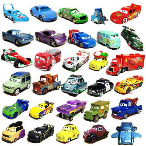 Disney Character Car Goods Collection Baby In Car Mickey Swing Message new disney pixar diecast cars1 cars 2 metal car
