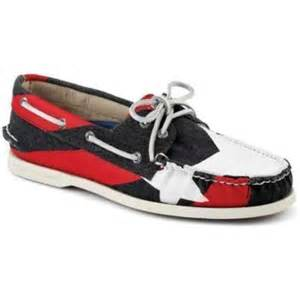 sperry topsider shoes painted authentic original 2