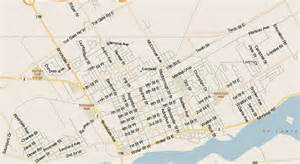 map of cornwall ontario canada cornwall map ontario listings canada