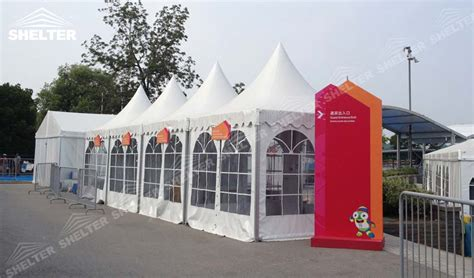 Backyard Tents For Sale by Sports Events With Custom High Peak Canopies