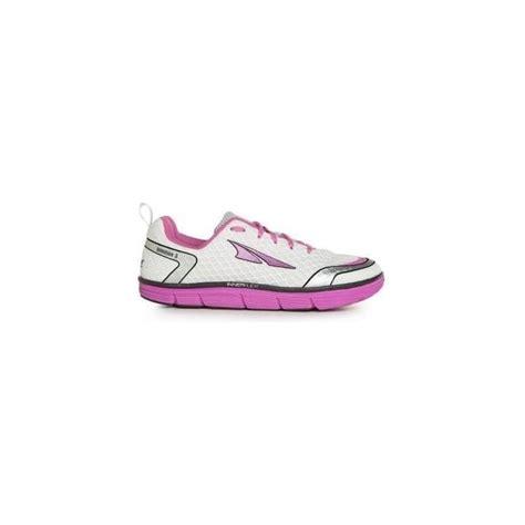 zero drop road running shoes intuition 3 zero drop road running shoes silver pink