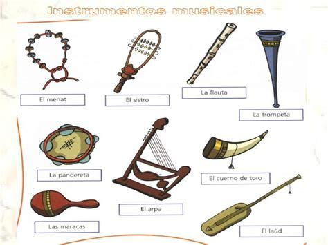 imagenes de instrumentos musicales hebreos egipto 24 02 09